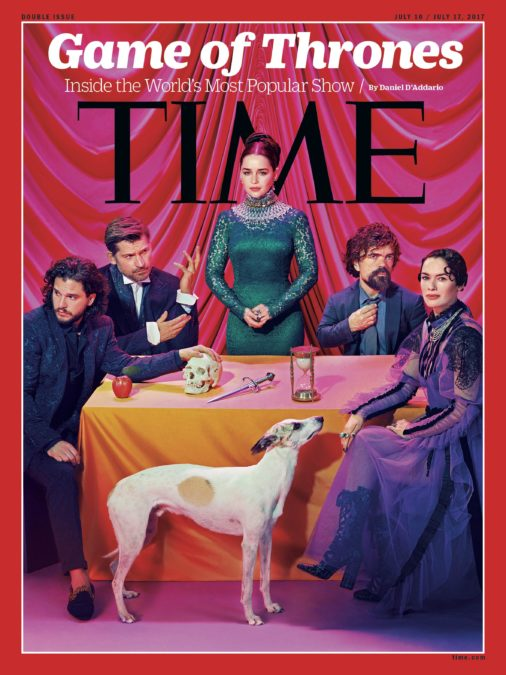 Miles Aldridge Time Game Of Thrones 10