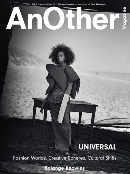 Peter Lindbergh An Other Solange Knowles 1